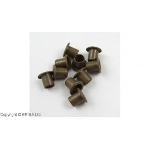 Ocheti Coyote Brown 8.3 x 6.3 mm / 10 buc