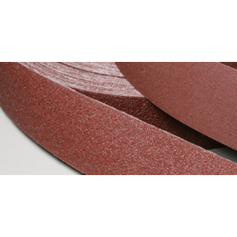 Banda abraziva continua oxid de aluminiu 2000x60 / P400 (Norton R222)