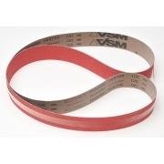 Banda abraziva continua ceramica 1800x50 - 120 grit