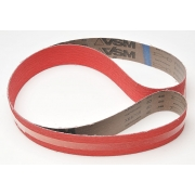 Banda abraziva continua ceramica 1800x50 - 40 grit