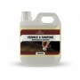 Shellac french polish decerat 1 l - Negru Gannon