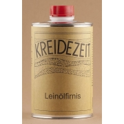 Linseed-oil varnish - Kreidezeit