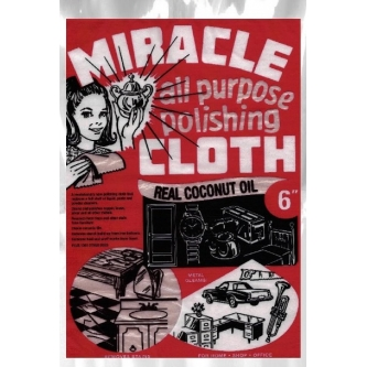 Miracle Cloth - laveta lustruire suprafete multiple