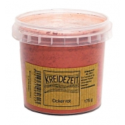 Pigment Ocre red - 175g.
