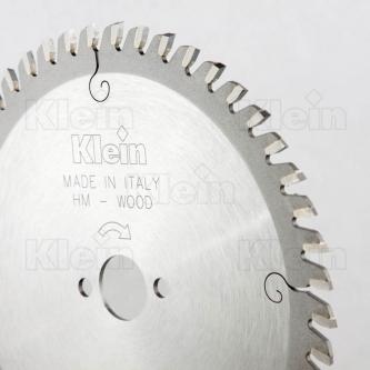 Panza circular Klein 210 x 2.8 x 30 mm Z36 - AA210.03630