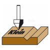 Freza Klein pentru canal V - C109.127.R