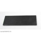 G-10 Textured/Black 1/8