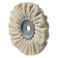 Disc textil Pferd - flanel 100 mm