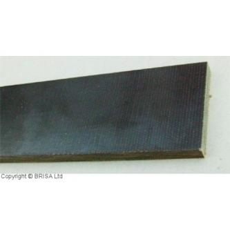Micarta Green Canvas 6.5 mm