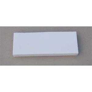 Corian White 120 x 40 x 6 mm