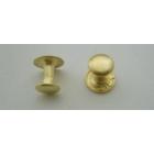 Nituri aurii 7 x 9 mm / 100 buc