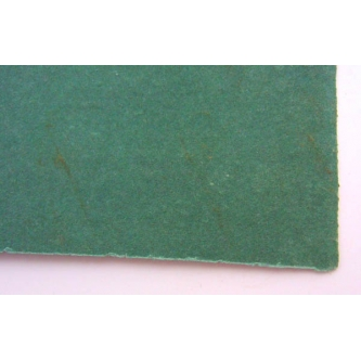 Fibra vulcanizata verde - 0.5 mm