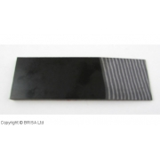 Micarta black paper / 6 mm