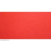 Fibra vulcanizata rosu aprins - 0.4 mm