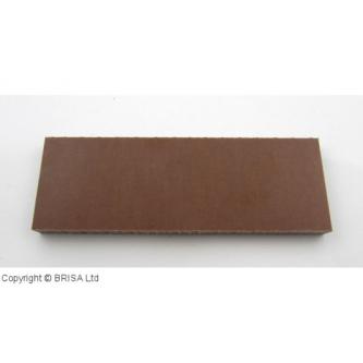 Micarta Brown Linen 8 mm