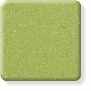 Corian Spring Green 40 x 30 x 12 mm (spacer)