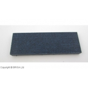 Micarta Blue Jeans 8 mm