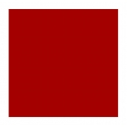 Corian Red 40 x 30 x 12 mm (spacer)