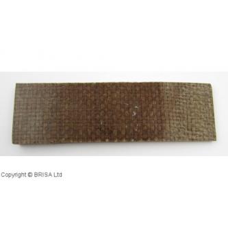 Micarta Natural Jute 8 mm - mare