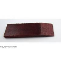 Micarta Burgundy Jute 8 mm