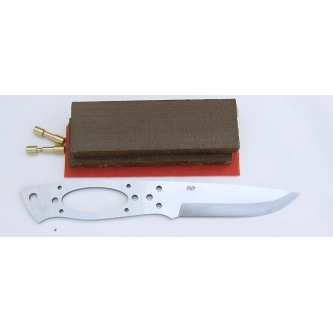 Kit EnZo basic Trapper 95 mm / O1 / Grenadill