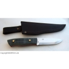 Kit EnZo Trapper 95 D2 Sc / Black canvas micarta