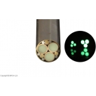 Mosaic Pin Moonglow - 9 mm