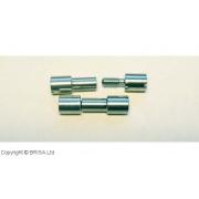 Corby rivet inox 1/4 - 1 buc