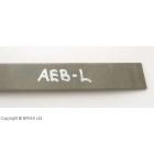 Otel AEB-L/3 x 45 x 250 mm