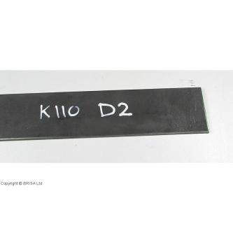 Otel D2 3.5 x 250 x 285 mm