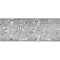 Damasteel Thor™ 2.5 x 50 mm / 1 cm