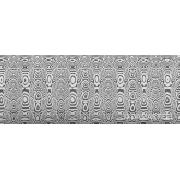 Damasteel Ladder 1000 x 38 x 4 mm