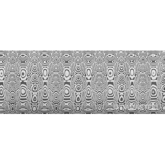 Damasteel Ladder 1000 x 31 x 4 mm