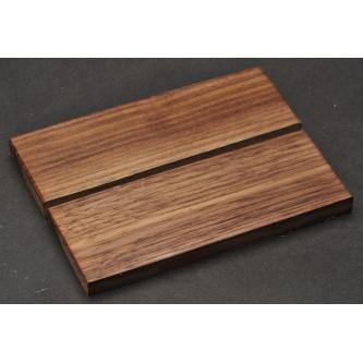Plasele Nuc Negru American 120 x 40 x 10 mm / 2 buc