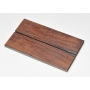 Exotic Wood Scales 126 x 37 x 6 mm / 2 pcs (7)