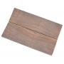 Indian rosewood scales - 125 x 39 x 6 / 2 pcs (4)