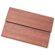 Plasele Bloodwood - 120 x 40 x 10 mm / 2 buc