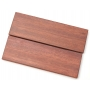 Bloodwood Scales - 120 x 40 x 10 mm / 2 pcs