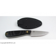 Cutit EnZo Necker 70 / Black Micarta / teaca Kydex