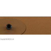 Kydex Coyote Brown 2 mm / 15 x 30 cm