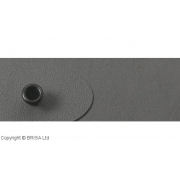 Kydex Gri-metal 2 mm ( 0.080) 15x30 cm