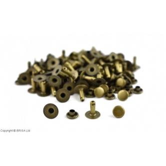 Nituri Antique 7 x 9 mm / 100 buc (single cap)