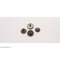 Capse antique 11 mm / 10 buc