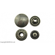 Set capse antique 15 mm / 10 buc
