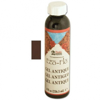 Eco-Flo Gel Antique Dark Brown