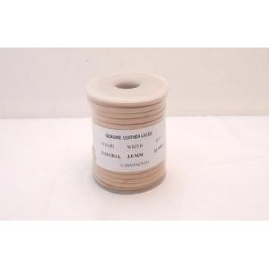 Fir plat piele natur 3 mm / 1 m