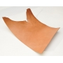Vegetable tanned leather 250 x 200 x 4 mm