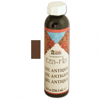 Eco-Flo Gel Antique Medium Brown