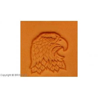 Stampila piele 3D Model vultur
