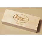 """Cutie din lemn originala """"Ardennes Coticule"""" 150×50 mm"""
